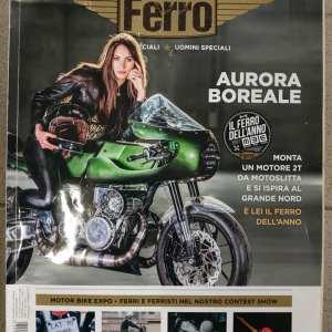 """RIVISTA MOTO """" FERRO"""" N.21 Marzo 2017"""