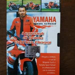 I CONSIGLI DI GUIDA DI MAX BIAGGI YAMAHA SPORT SCHOOL ( VHS )