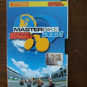 MASTER BIKE anno 2001 videocassetta