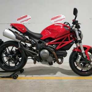 Ducati Monster 796 – 2014