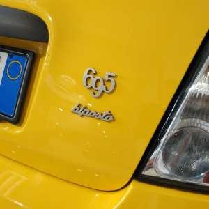 """ABARTH 695 BIPOSTO """" RECORD """" 96/133"""