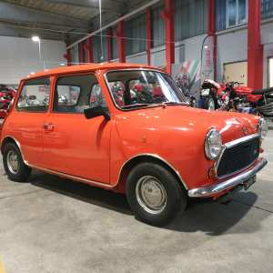INNOCENTI Mini MATIC T1000 ( TIPO G 38/7)