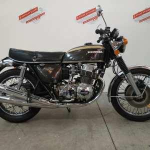 HONDA CB 750 FOUR K2 – 1974