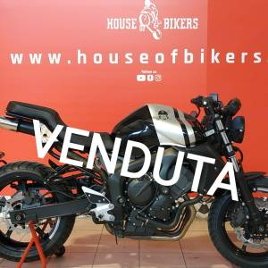 Yamaha FZ6 Super Special By GiagiGarage