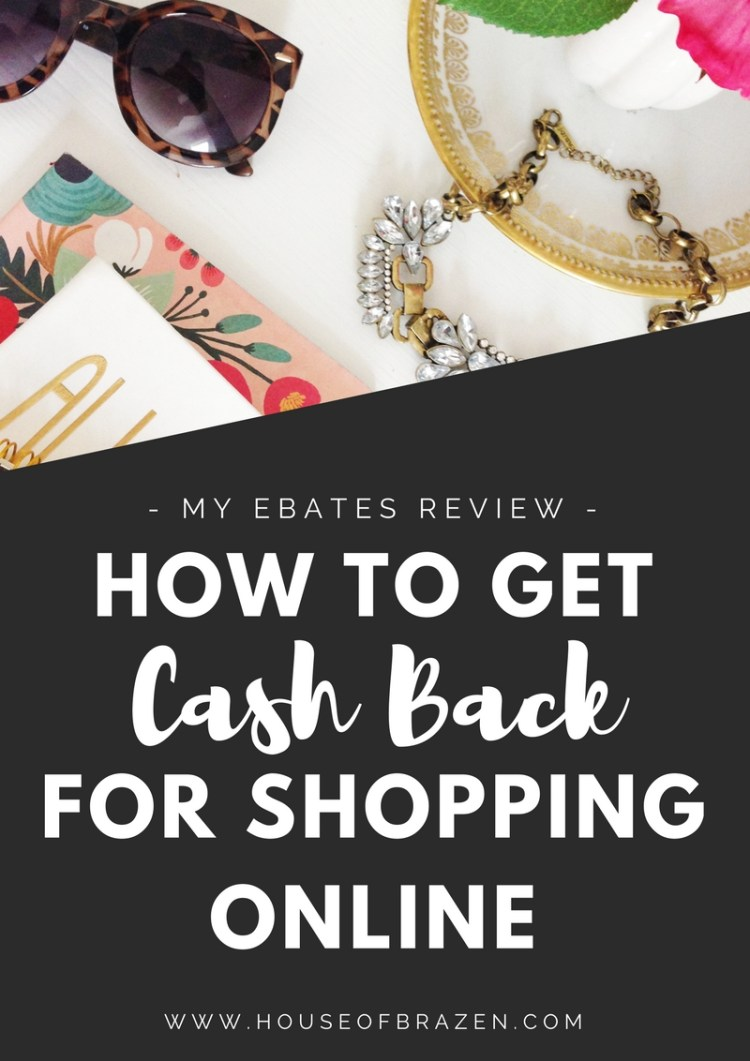My Ebates Review: How to Get Cash Back for Shopping Online