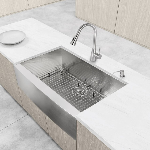 Kitchen Remodeling - Kitchen Sink