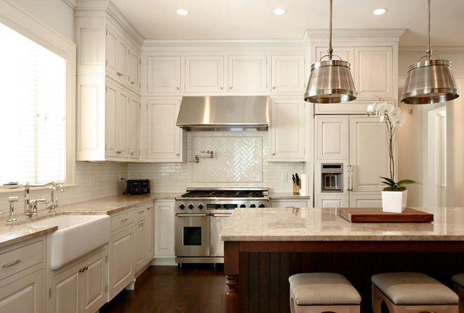 Kitchen Cabinet Styles - Inset Cabinet Style