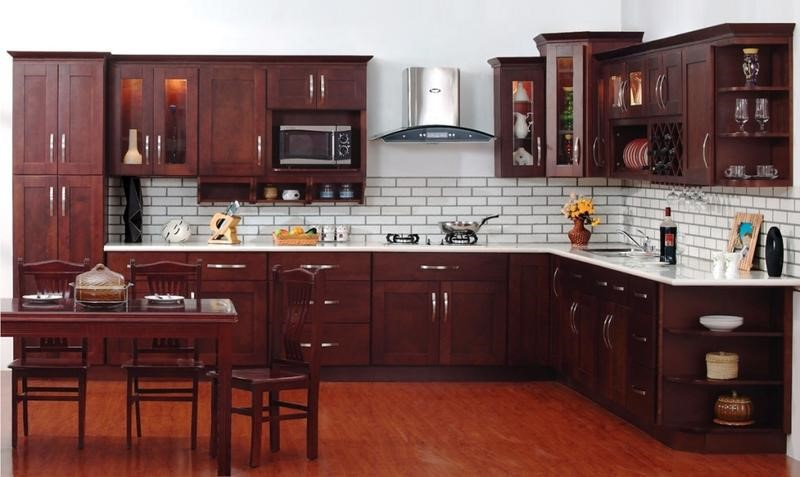 Cool and Sleek Designs for your Espresso Kitchen Cabinets ...
