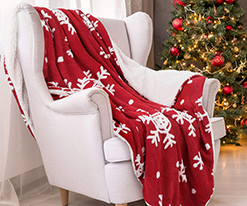 snowflake-cuddly-christmas-throw-red-white