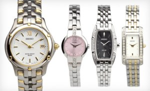 Get a fashionable watch