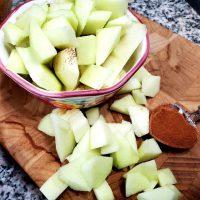 Air Fryer Cinnamon Apple Empanadas