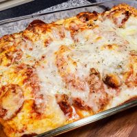 Bisquick Pizza Casserole