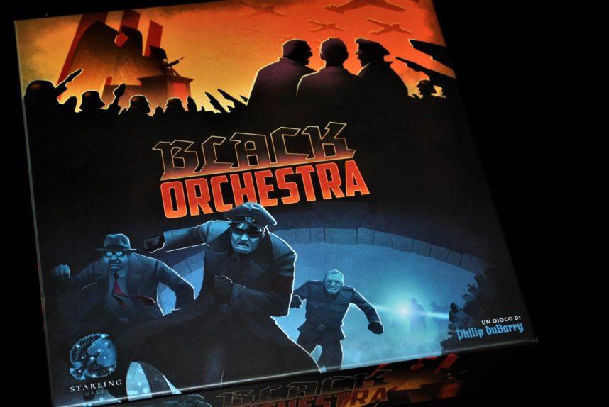 BLACK ORCHESTRA