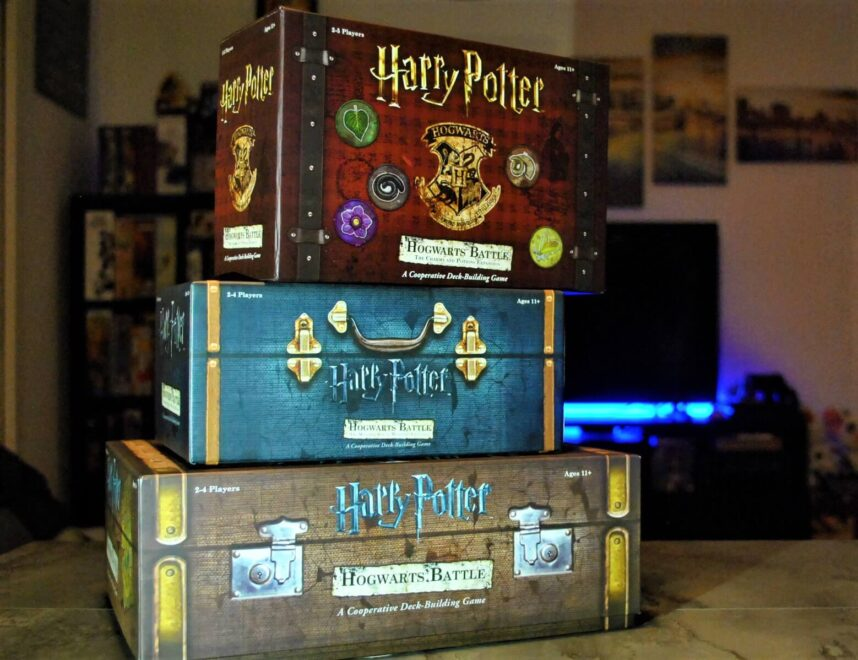 HARRY POTTER HOGWARTS BATTLE: THE CHARMS AND POTIONS EXPANSION