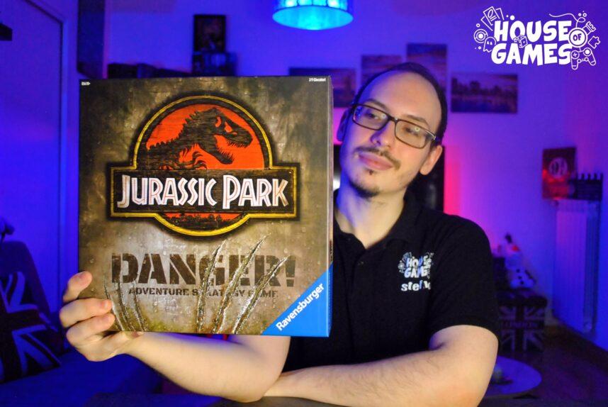 JURASSIC PARK: DANGER