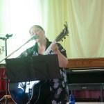 Leah singing