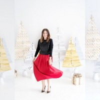 WHAT TO WEAR TO A HOLIDAY PARTY: 3 LOOKS