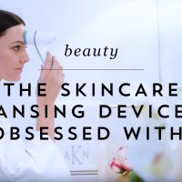The New Skincare Cleansing Device I'm Obsessed With!