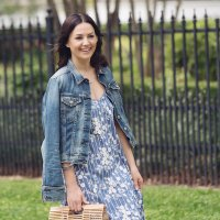 Blue and White Love + My New Shopping Secret