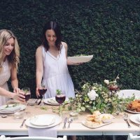 How to Host a Memorial Day Dinner in Your Own Backyard