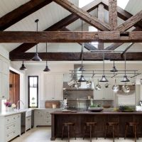 Our Family's Future Hill Country Home Inspiration: Modern Farmhouse Kitchens