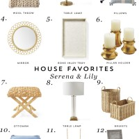House Favorites: Serena & Lily Sale