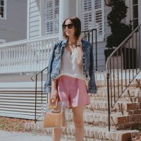 The Perfect Spring Shorts