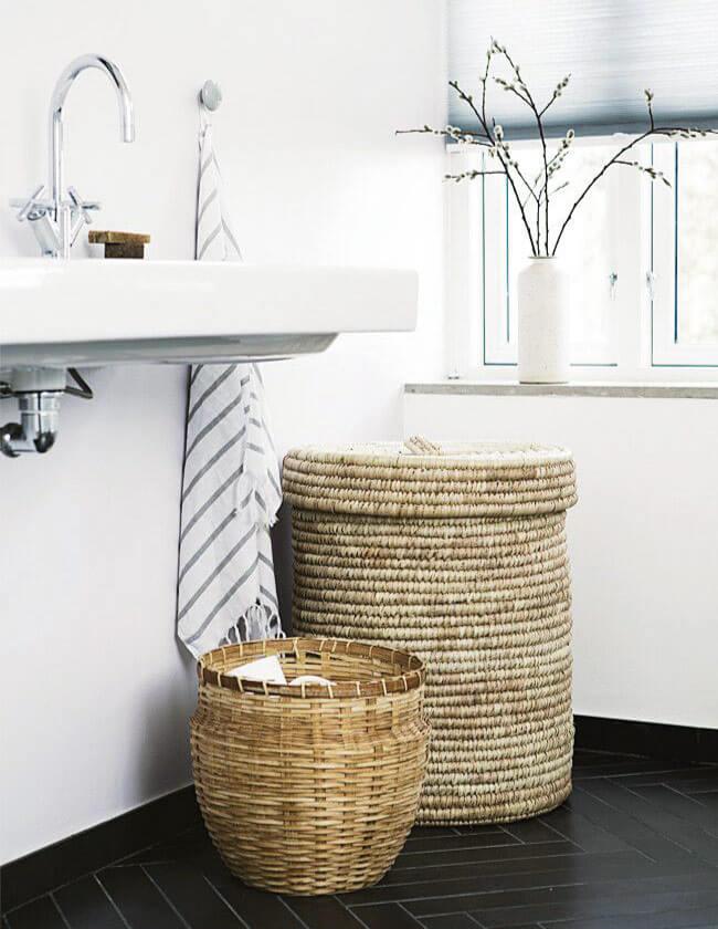 favourite storage baskets