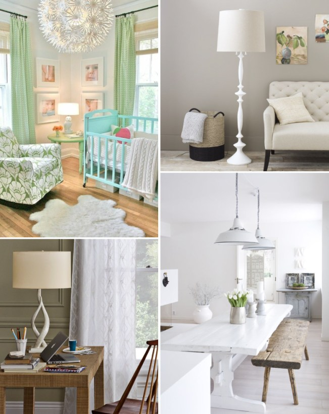Tips for decorating your rental use lighting