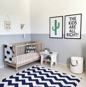 Boys room E-design