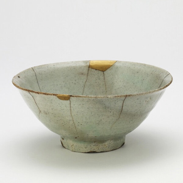 Kintsugi: the art of un-breaking ceramics