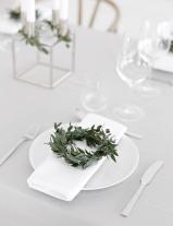 Christmas Table Setting Inspiration 01