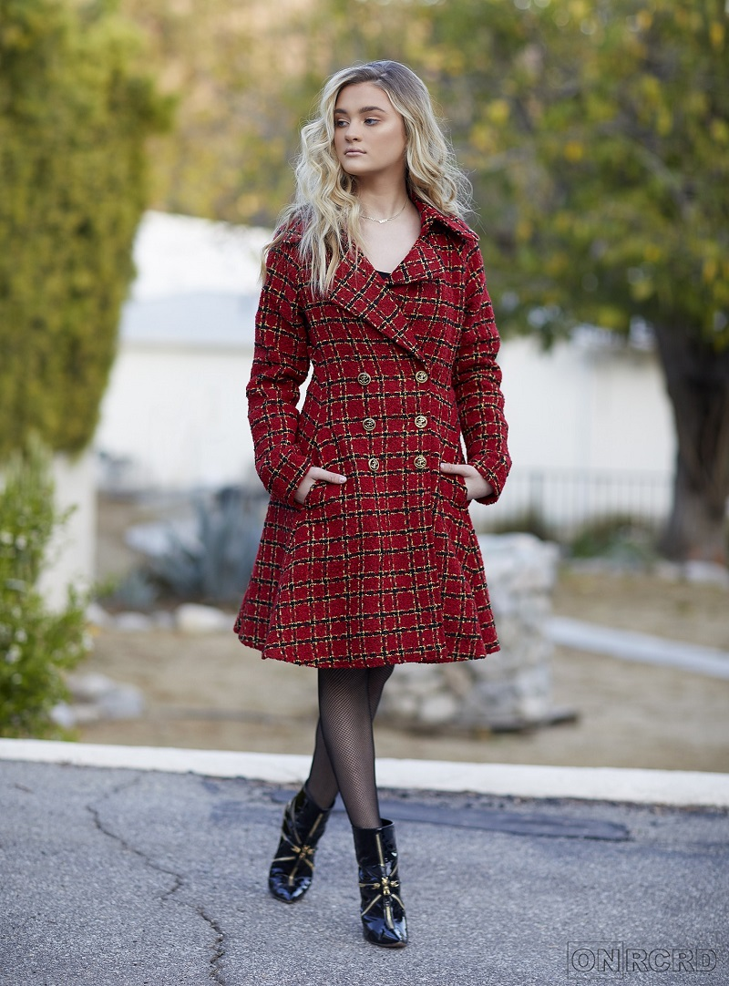 Teen Star, Lizzy Greene: ONRCRD Magazine