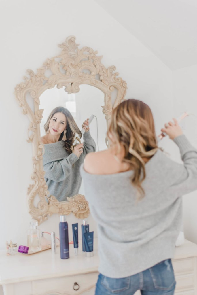 HOW TO KEEP YOUR HAIR HEALTHY WITH MONAT HAIR PRODUCTS featured by top US beauty blog, House of Leo