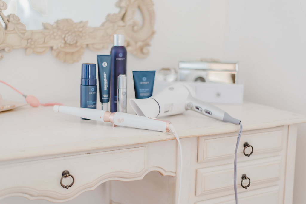 HOW TO KEEP YOUR HAIR HEALTHY WITH MONAT featured by top Chicago life and style blog, House of Leo