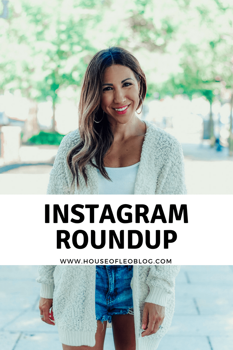 Instagram roundup and Nsale restocks