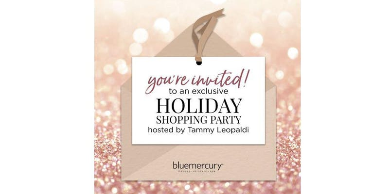Bluemercury holiday party