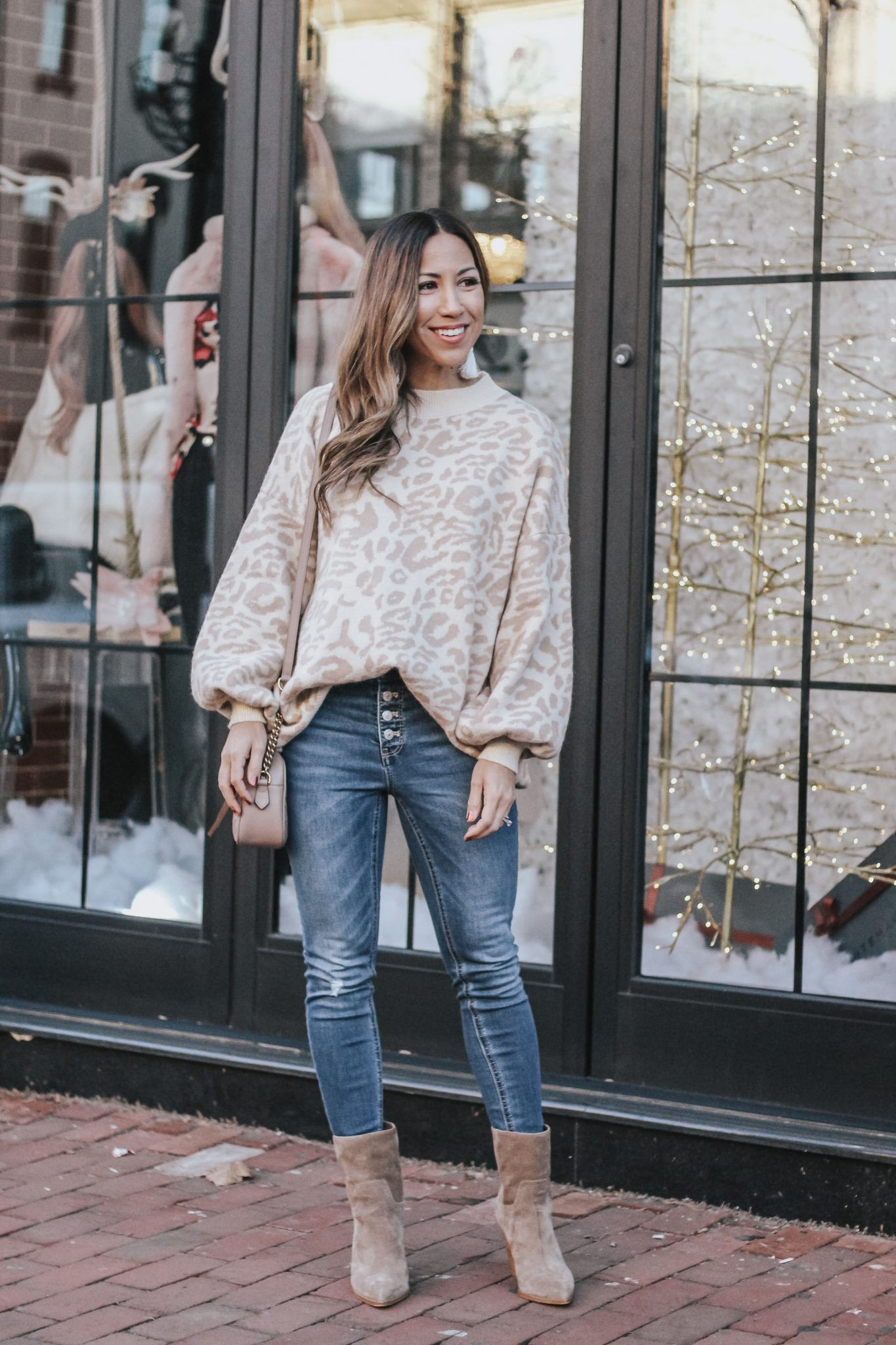 must have leopard sweater