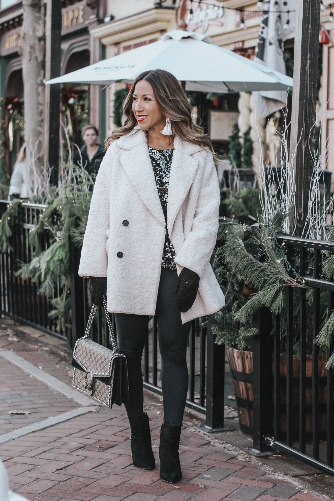the best sherpa coat for the winter