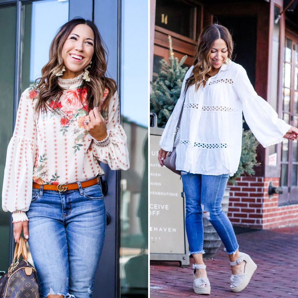 Spring Tops Under $50 From Chicwish by top US fashion blog, House of Leo Blog