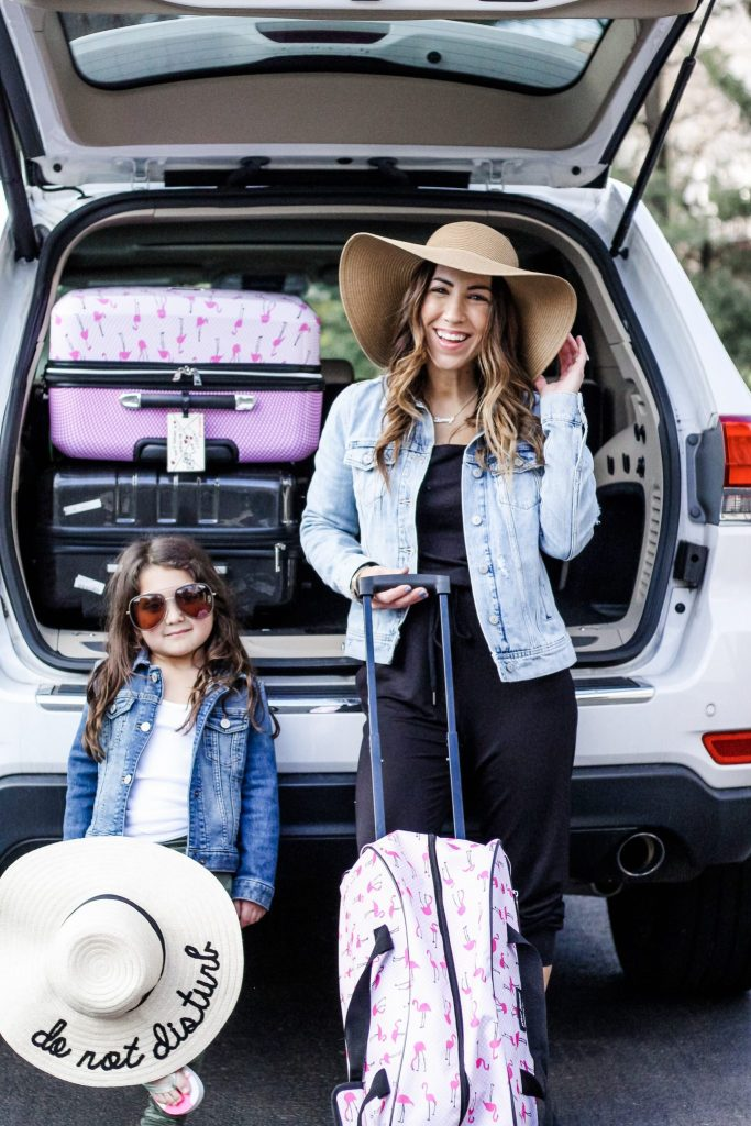 Family Travel with Frontier Airlines by top US fashion blog, House of Leo Blog