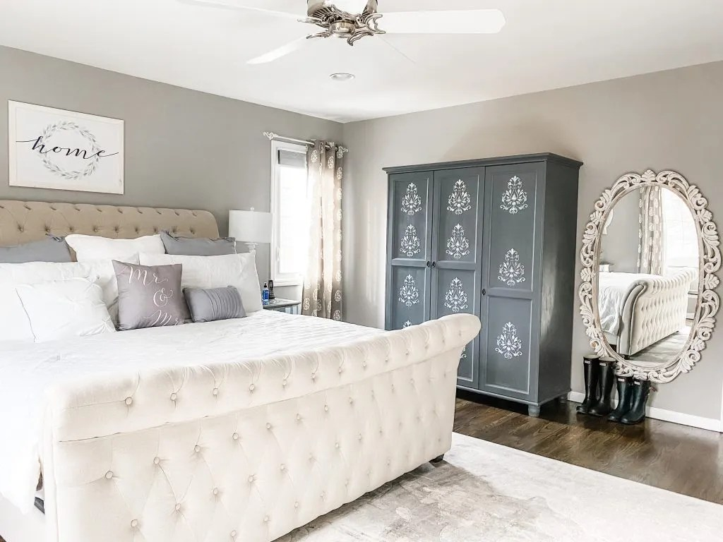master bedroom refresh with raymour  flanigan  lifestyle