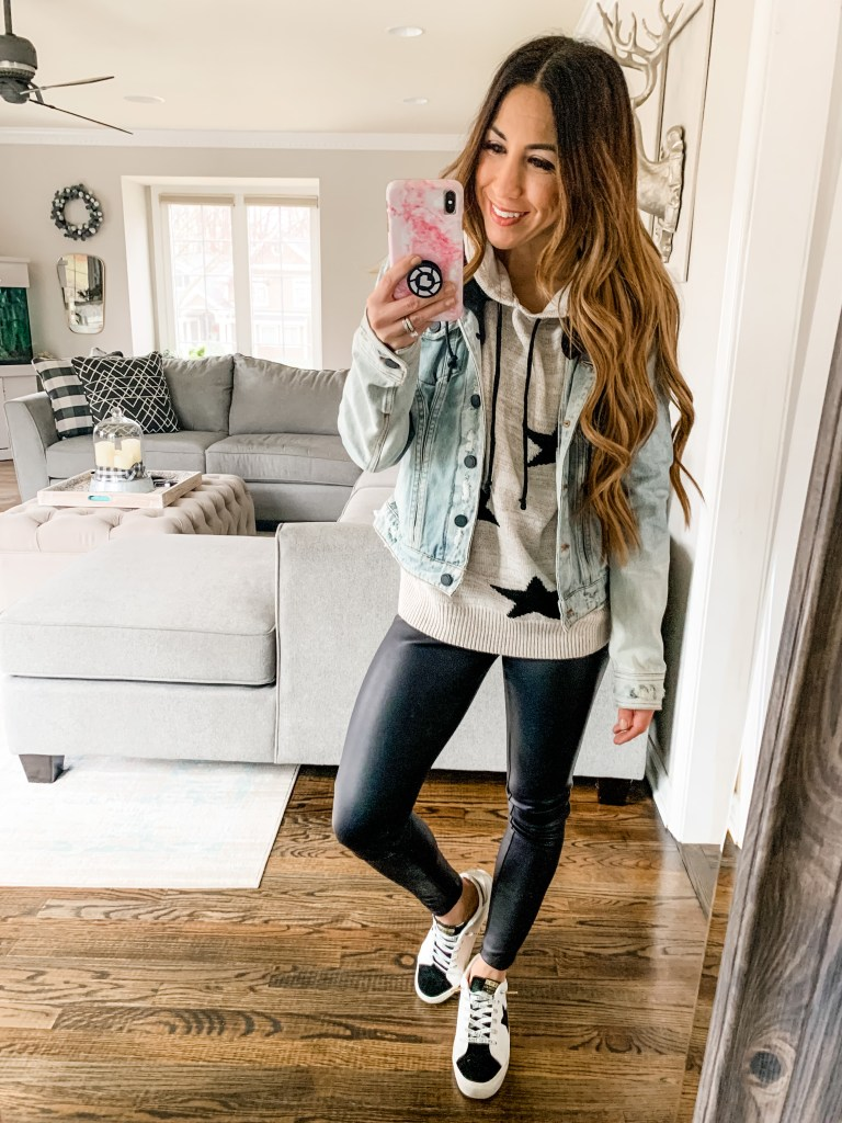February SheIn Haul by top US fashion blog, House of Leo Blog: image of February SheIn haul