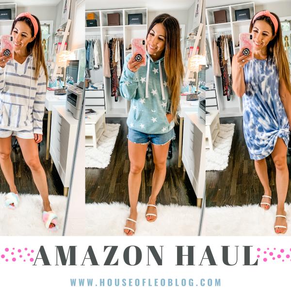 July Amazon Haul by top US fashion blog, House of Leo Blog: July Amazon haul