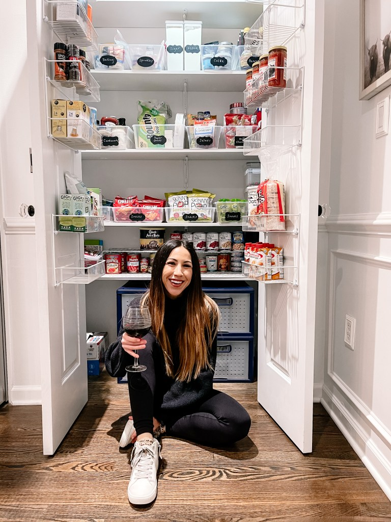 How To Organize Your Pantry On A Budget by top US lifestyle blog, House of Leo Blog: organize your pantry