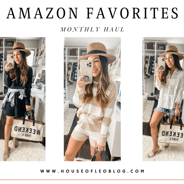 March Amazon Favorites by top US fashion blog, House of Leo Blog: March Amazon favorites