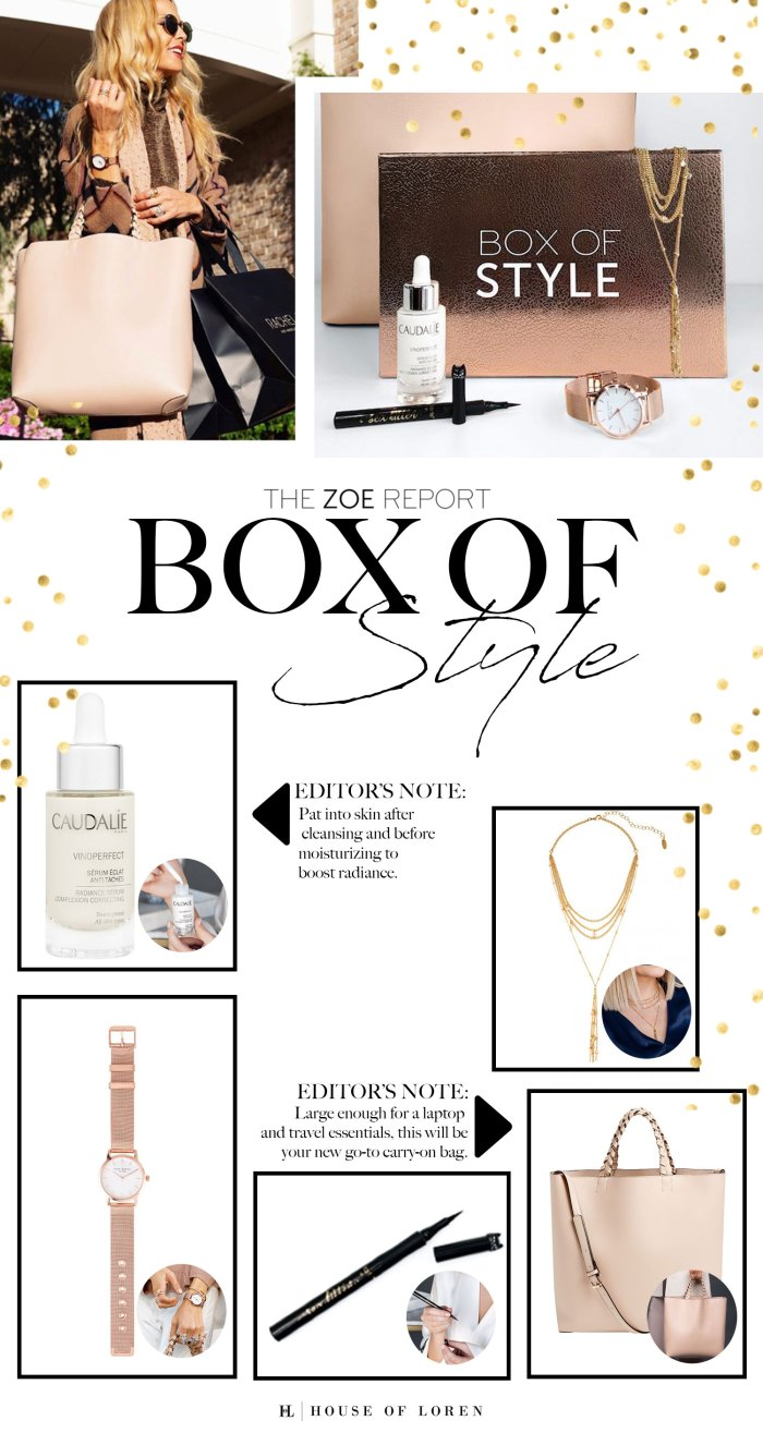 Box of Style Review