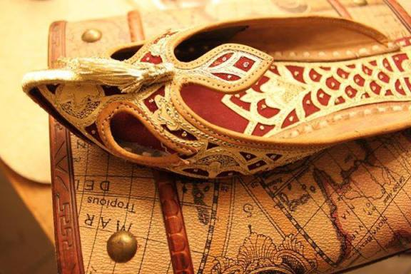 Khussa- The Delightful Footwear Created by Hand1