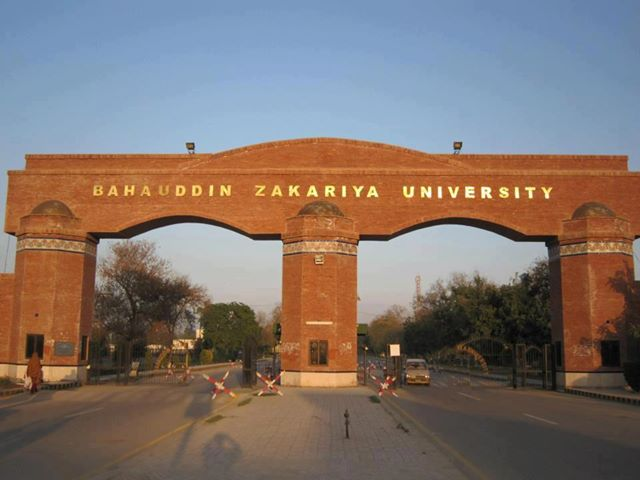 BZU, University, bzu_multan
