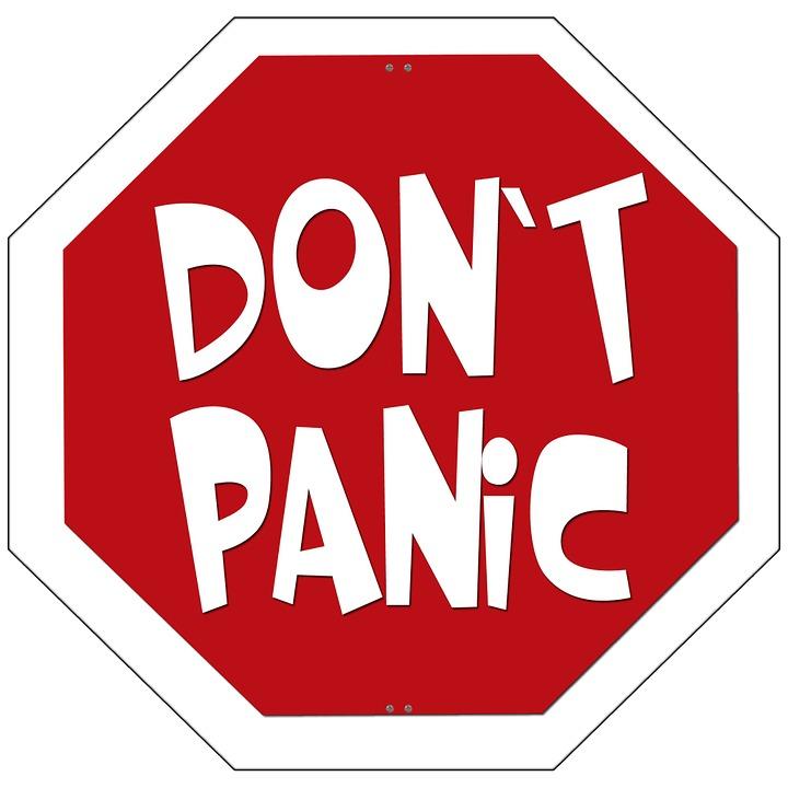 earthquakes, aftershocks, panic
